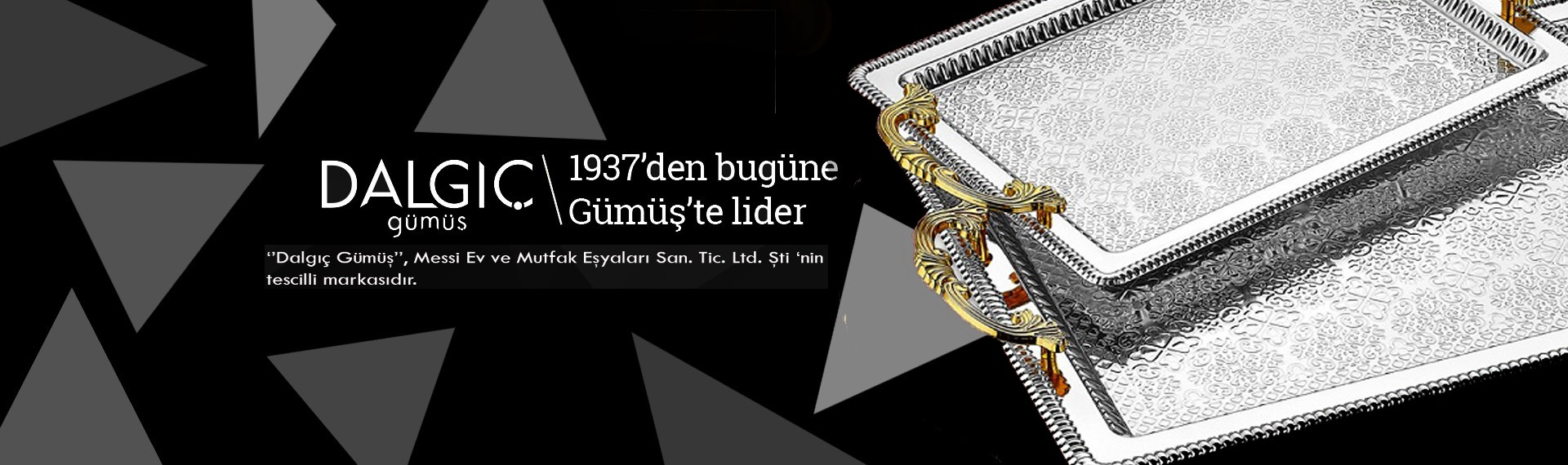 1937'den bugüne Gümüş'te lider
